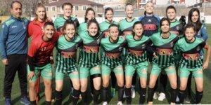 Kocaeli Bayan FK 1.Lig'de