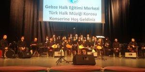 Gebze Halk Eğitim Merkezi'nden etkinlik