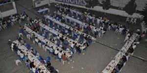Eskiçarşı'da iftar hazırlığı