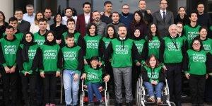 """KOCAELİ VALİSİ HÜSEYİN AKSOY:  """"Engelli Bilgi Bankası Projesi başlattık"""""""