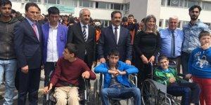 Gebze'de Engelliler Haftası kutlandı