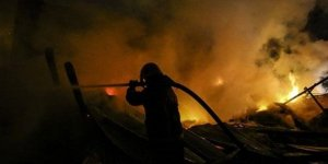 Dilovası'nda fabrika yangını
