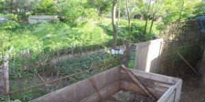 ÇAYIROVA'DA:  Dere yatağına takasla tapu verildi