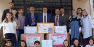 Darıcalı öğrencilerden oyuncak kampanyasına destek