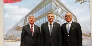 Gebze'den sonra ikinci fabrikada açıldı