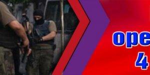 KOCAELİ'DE:  DEAŞ operasyonu: 4 gözaltı