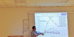"""GEBZE TEKNİK ÜNİVERSİTESİ:  Biyoteknoloji Seminerleri'nde """"FloraBio """" konuşuldu"""