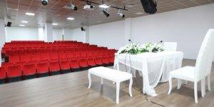 ÇAYIROVA:  Evlendirme memurluğu yeni yerinde