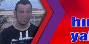 POLİSTEN KAÇARKEN KAZA YAPTILAR:   Akü hırsızları yakalandı