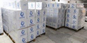 ÇAYIROVA:  İhtiyaç sahiplerine erzak yardımı