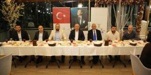 DARICA:  Muzaffer Bıyık basınla iftar yemeğinde buluştu