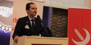 Fatih Erbakan iftara katıldı