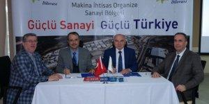 İMES OSB Marmara Üniversitesi İşbirliği