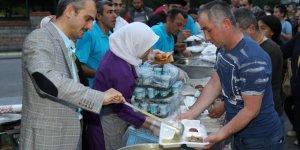 ÇAYIROVA:  Engelli vatandaşlar ve ailelerine iftar