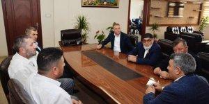 DİLOVASI: Şehit ve Gazi Ailelerinden Şayir'e Tepki