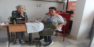 CHP'li kadınlar atıkları  ekonomiyle kazandırıyor