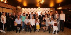 İZAYDAŞ 20 yıllık çalışanlarını onurlandırdı