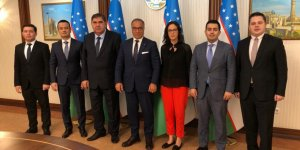 GOSB'un Özbekistan ziyareti