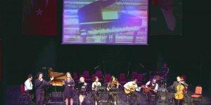 Konservatuvar eğitmenlerinden muhteşem konser