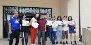 Hasan Alemdar futsalcıları ile gurur duyuyor