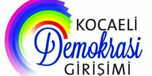 KOCAELİ DEMOKRASİ GİRİŞİMİ: İmamoğlu için İstanbul'a gidiyorlar