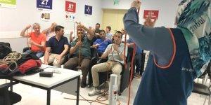 KOCAELİ AFAD: Bin 912 kişiye afet eğitimi
