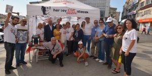 CHP Kocaeli'den İmamoğlu'na destek