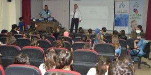 ELEKTRİĞİ VE VERİMLİ KULLANILMASINI ÖĞRENİYORUM PROJESİ: SEDAŞ'tan öğrencilere eğitim