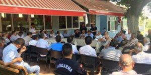 Dilovası'nda Halk ve Güvenlik Toplantısı