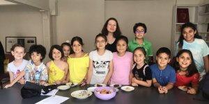 ÇYDD Gebze'de çocuk  kulübü etkinlikleri başladı