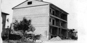 Gebze'nin ilk apartmanlarından