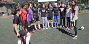 Kocaeli Bayan Futbol Kulübü'nde ara yok