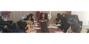 DARICA:  Farabi'de servis toplantıları