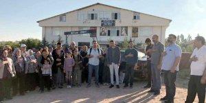 Hacı Bektaş'a ziyaretler sürüyor