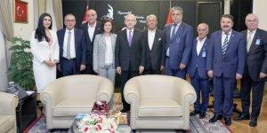 Kılıçdaroğlu'ndan Kocaeli Örgütü'ne teşekkür