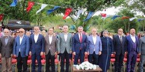 Darıca'da Millet Bahçesi açılışı yapıldı
