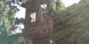 Darıca'nın eski ahşap evleri