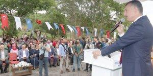 Darıca Sahil Parkı 1. Etabının tanıtımı yapıldı