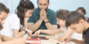 Çocukların zeka gelişimi takip ediliyor