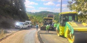 GEBZE BELEDİYESİ: Cadde ve sokaklarda bakım onarım