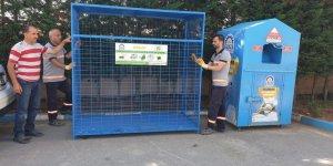 GEBZE: Geri dönüşüm kafesleri yenilendi