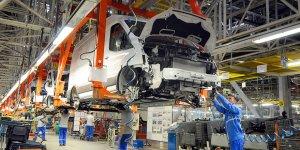 Ford'ta üretim 3 hafta duracak
