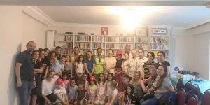 ÇYDD'den çocuk kursiyerlere  eğitim
