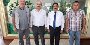 Kırşehir'den konuk başkan