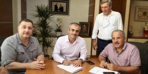Çayırova Belediyesi'nde TİS imzalandı