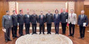 Polis ve Jandarma'ya başarı belgesi