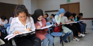 Darıca'da deneme sınavları  yapıldı