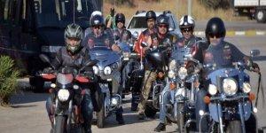 Motorcular Kerpe'de buluşacak