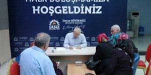 Gebze'de Halk Buluşmaları Sürüyor