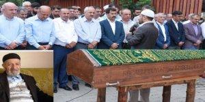KAYINPEDERİ TOPRAĞA VERİLDİ: Cemil Yaman'ı yalnız bırakmadılar
